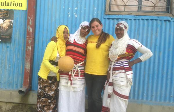 ASU students in Peace Corps