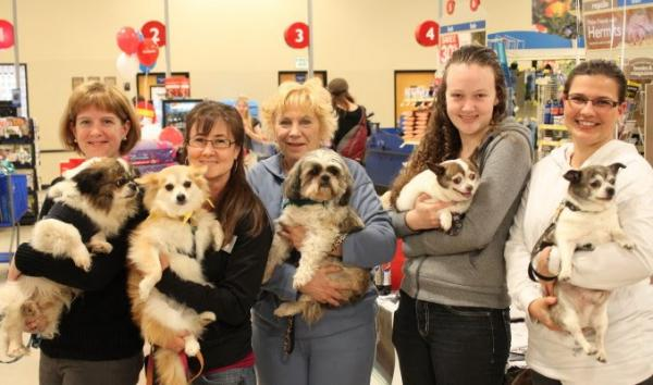 PetSmart® Announces Record-Breaking 25,000-Plus Pets Adopted Out at the Company's National Adoption Weekend